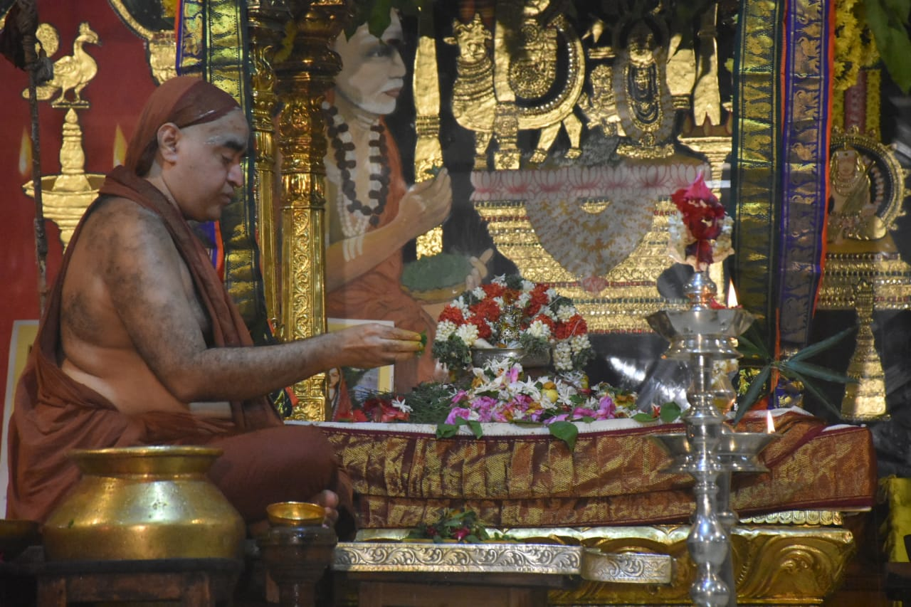 HH Vijayadasami Message of Blessings 2021